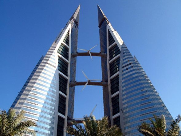 The Bahrain World Trade Center Towers (1)