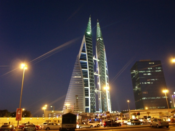 The Bahrain World Trade Center Towers (2)