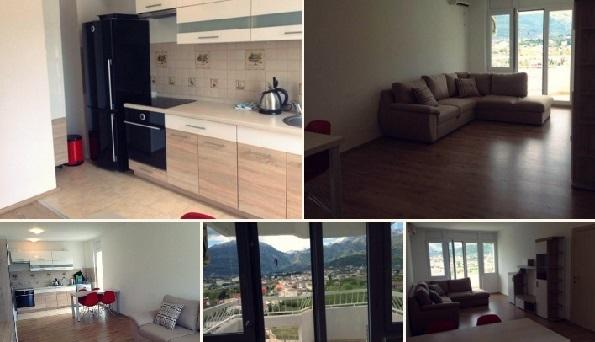 Апартаменты в Баре Черногории