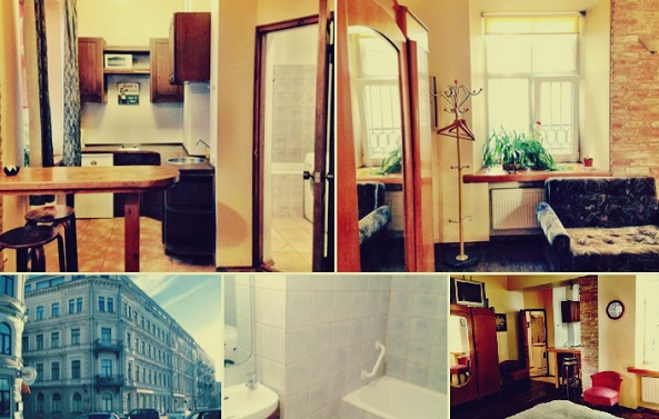 Аренда недорогих квартир и студий в Риге