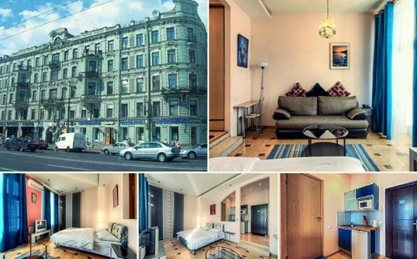 аренда жилья в Санкт-Петербурге центр