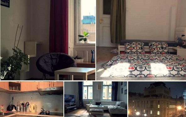 аренда квартир в Праге 2 центр города