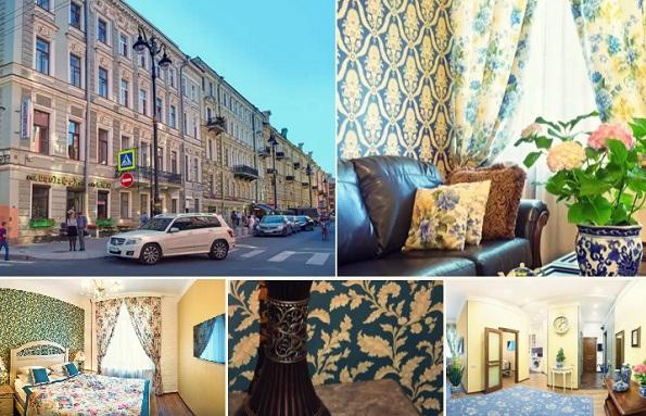 аренда квартир недорого в Санкт-Петербурге