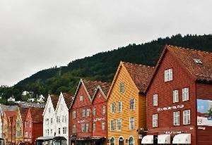 Проживание в норвегии цены