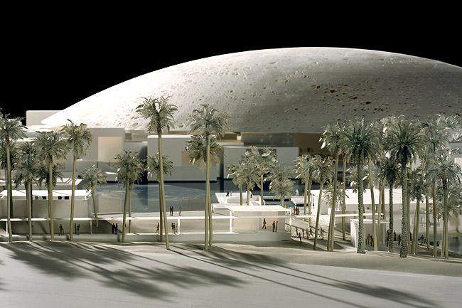 Лувр Абу-Даби» (Louvre Abu Dhabi)  (3)