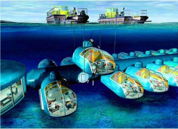 Poseidon Undersea Resort  (1)