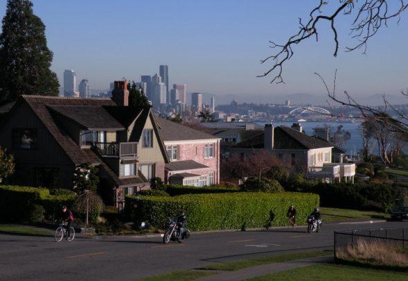 Недвижимость в Сиэтле (2)