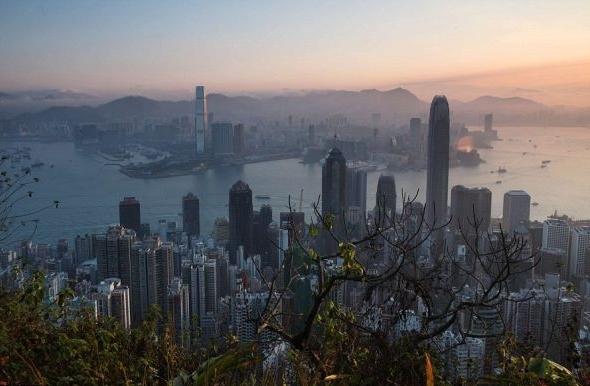 Отель Ritz Carlton в Гонконге   (3)