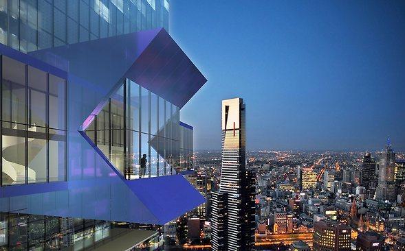 небосреб в Мельбурне (2)
