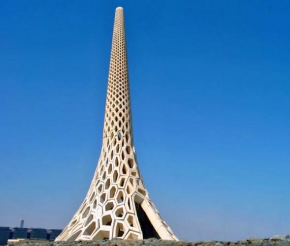маяк в саудовской аравии (1)