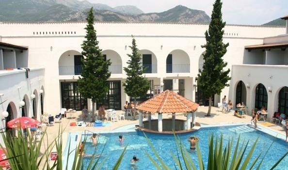 Недвижимость в черногории бечичи