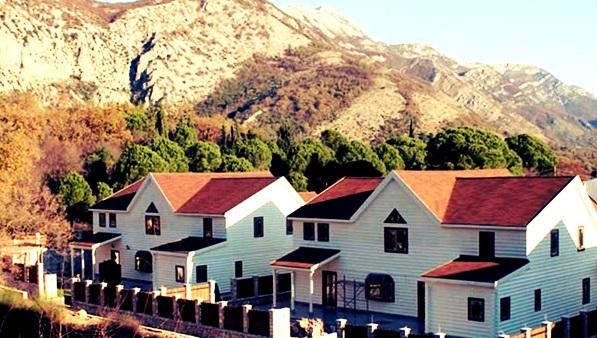 Вилла в Баре Черногория