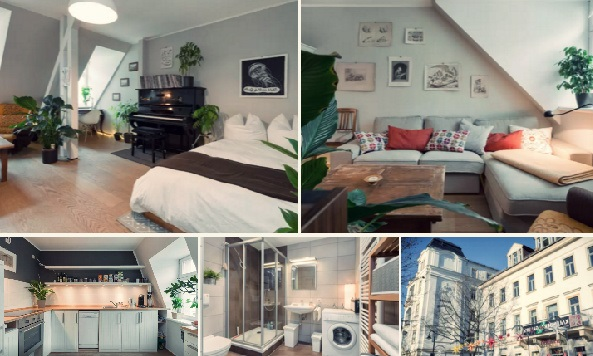 аренда квартир и студий в Дрездене