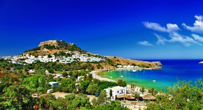 Вилла белла мария греция